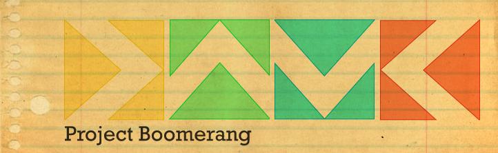 Project Boomerang