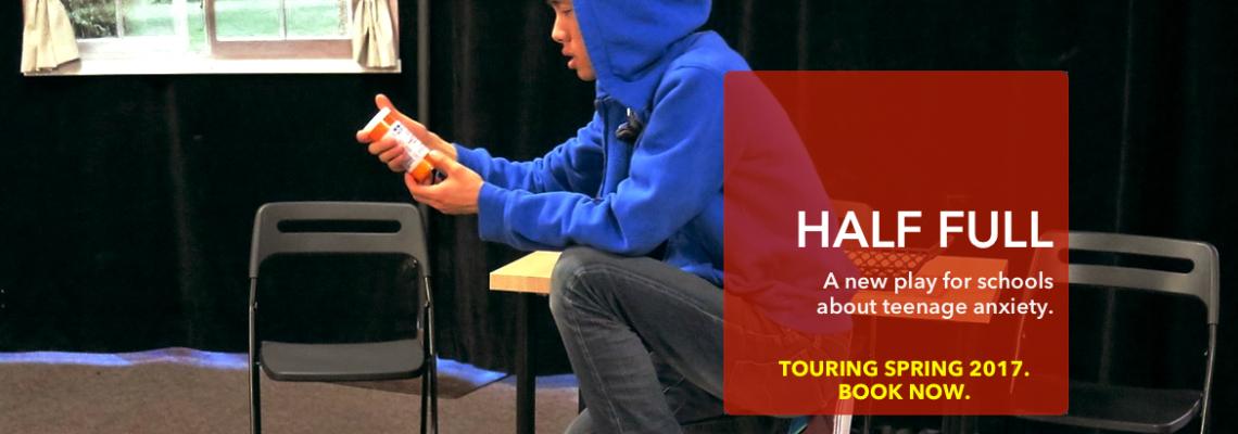 Hit teens show HALF FULL returns for Spring 2017!