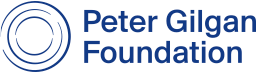 The logo for the Peter Gilgan Foundation.