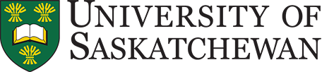 The University of Saskatchewan logo.